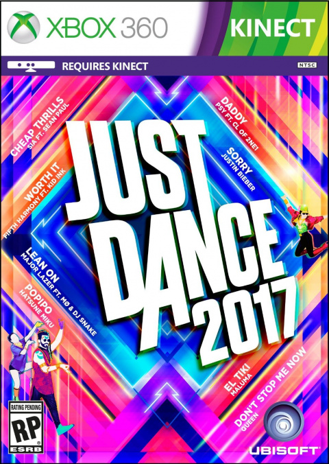Just Dance 2017 sur 360