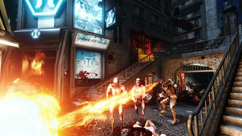 Killing Floor 2 : On a éclaté des Zeds manette en mains : E3 2016