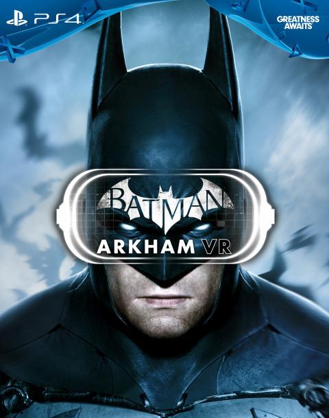 Batman Arkham VR sur PS4