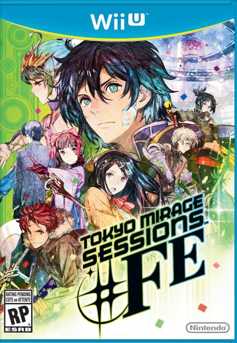 Tokyo Mirage Sessions #FE sur WiiU