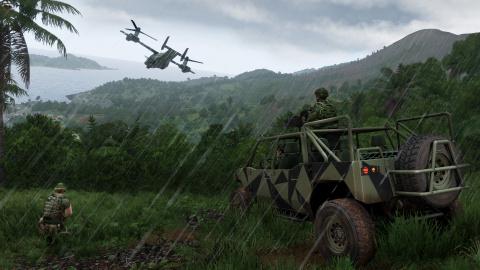 ArmA III : Une nouvelle extension annoncée le 23 mai