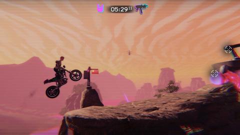 Ubisoft offre Trials of the Blood Dragon sur PC à condition de relever un défi