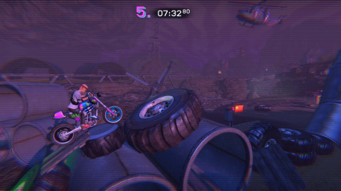 Trials of the Blood Dragon : L'épisode qui va diviser les fans