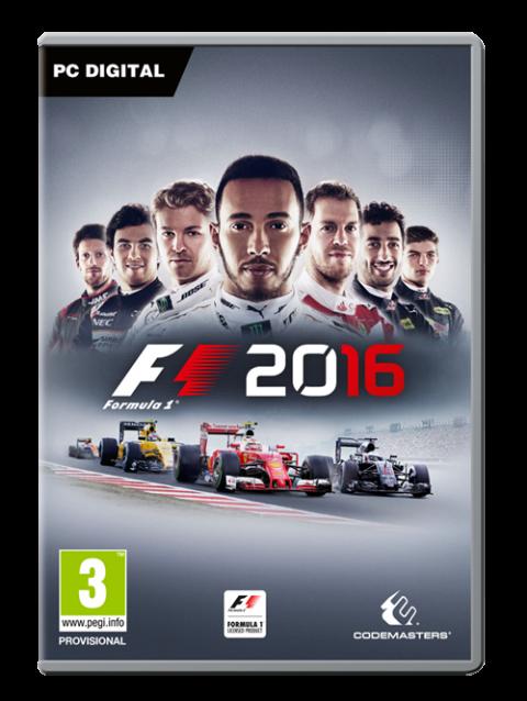 F1 2016 sur PC
