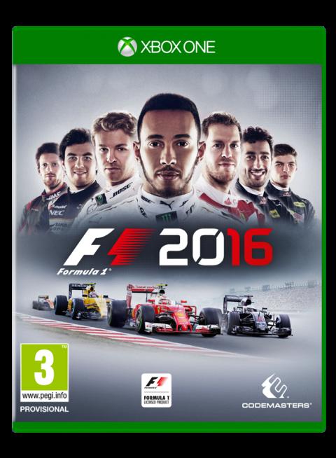 F1 2016 sur ONE