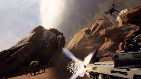 Farpoint : Le FPS du PlayStation VR sortira en mai