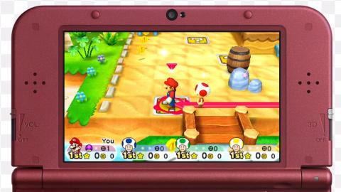 Mario Party : Star Rush - Tous ensemble, mais chacun de son côté !