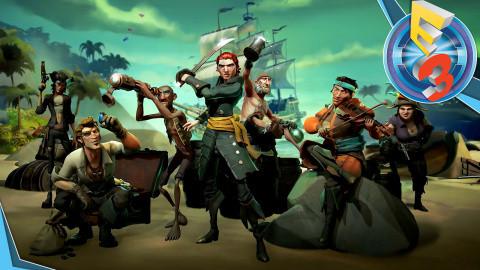 Jaquette de Sea of Thieves : on est parti à l'abordage de la version One - E3 2016
