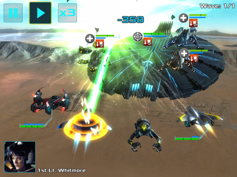 Independance Day Resurgence Battle Heroes : Invasion extraterrestre imminente