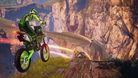 E3 2016 : Moto Racer 4 fait le plein d'infos