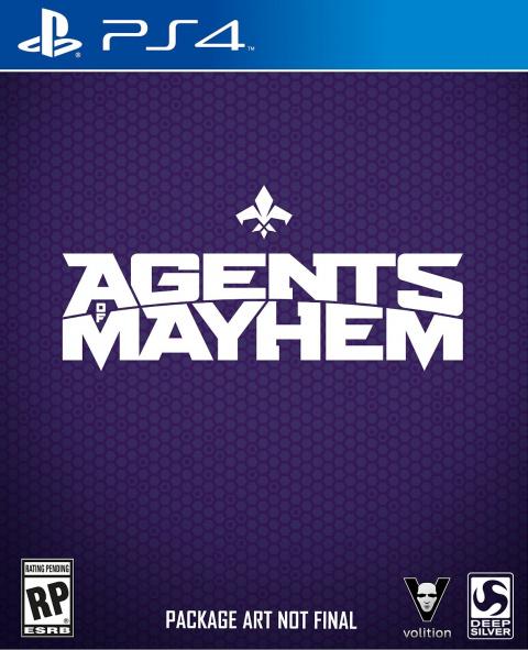 Agents of Mayhem sur PS4