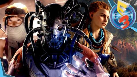 Jaquette de E3 2016 : Les meilleurs jeux par machine