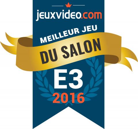 E3 2016 : Et le meilleur jeu du salon est...