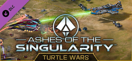 Ashes of the Singularity - Turtle Wars sur PC