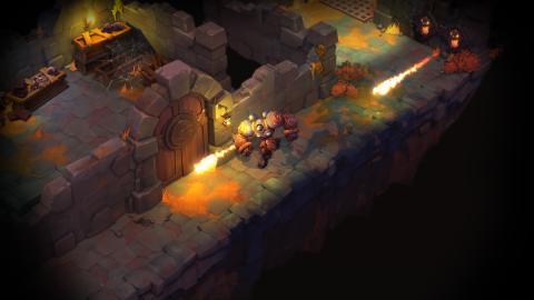 Battle Chasers : Nightwar, un bel hommage aux classiques du J-RPG - E3 2016