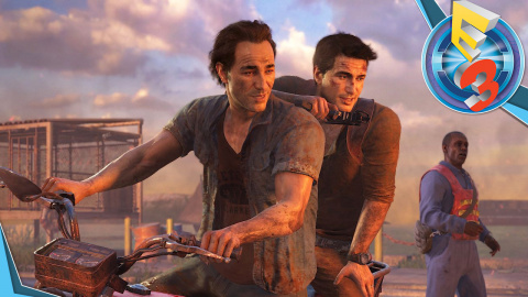 Jaquette de E3 2016 : Cheval d'E3 - Uncharted 4: A Thief's End, meilleur jeu d'action aventure 2015