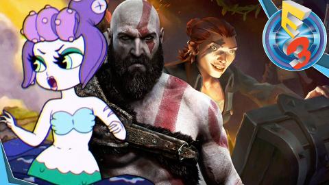 Jaquette de E3 2016 : Les meilleurs jeux par genre