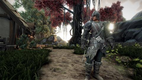 Le RPG Elex nous présente son monde ouvert - E3 2016