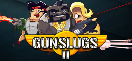 Gunslugs 2 sur OUYA