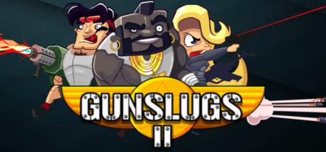 Gunslugs 2 sur 3DS