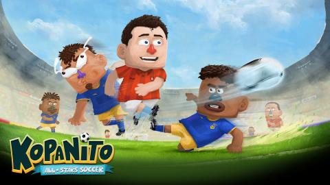 Kopanito All-Stars Soccer sur Mac