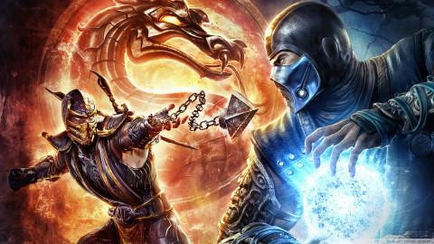 Jaquette de Retour vers le passé avec Mortal Kombat Trilogy