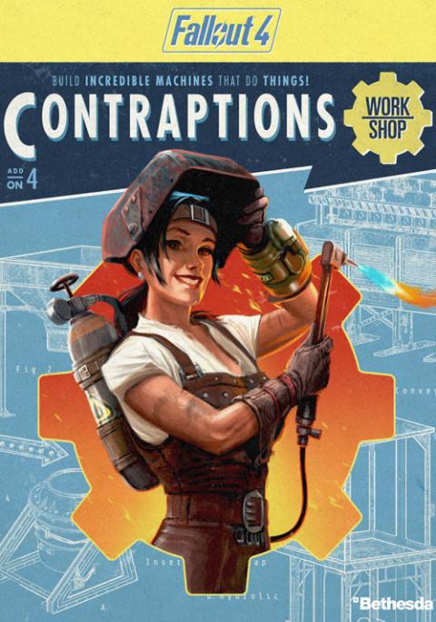 Fallout 4 : Contraptions Workshop sur PS4
