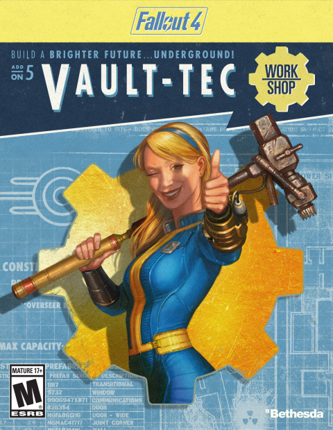 Fallout 4 : Vault-Tec Workshop sur PS4
