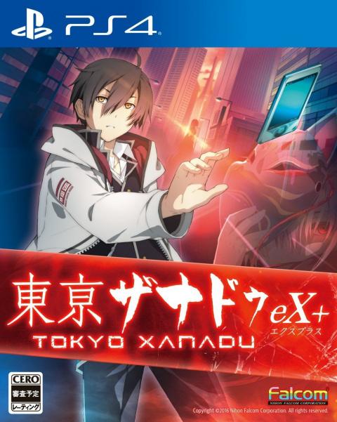 Tokyo Xanadu eX+ sur PS4