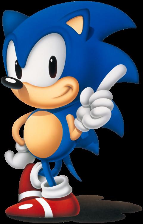 Sonic mascotte de la PlayStation 1 ?