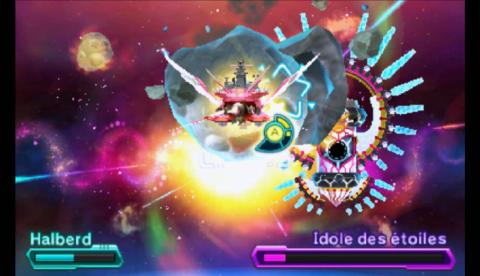 Monde 7 - Idole des étoiles