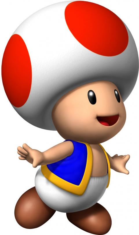 Toad (Wii U)