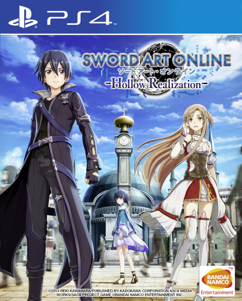 Sword Art Online : Hollow Realization sur PS4