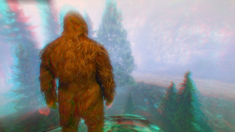 GTA 5 : Le grand secret du Big Foot découvert