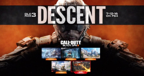 Call of Duty : Black Ops III - Descent
