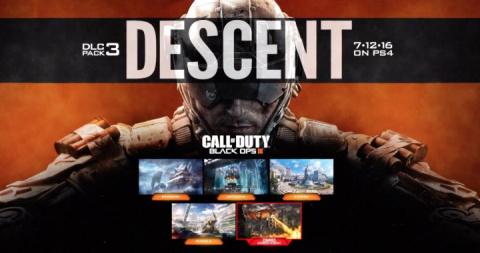 Call of Duty : Black Ops III - Descent sur PS4