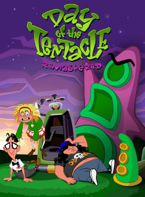 Day of the Tentacle : Special Edition sur PS4