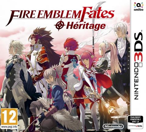 Fire Emblem Fates : Héritage sur 3DS