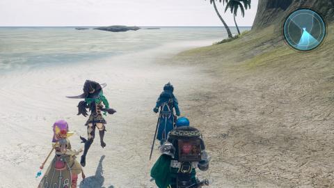 Star Ocean : Integrity and Faithlessness - Un triste échec