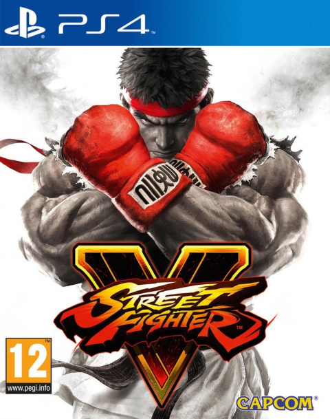 Street Fighter V : Arcade Edition sur PS4