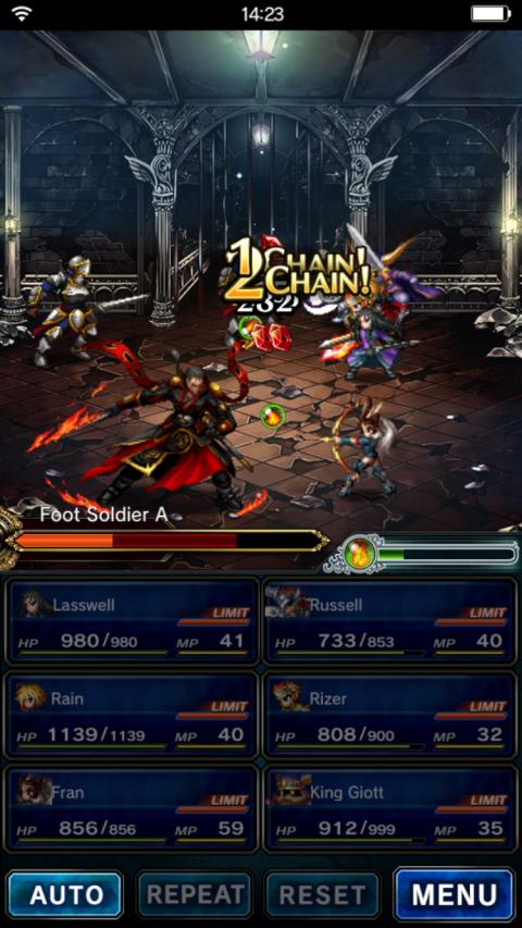Final Fantasy Brave Exvius : le meilleur FF de ces dernières années serait-il sur mobile ?