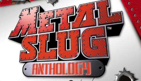 Metal Slug Anthology sur PS4