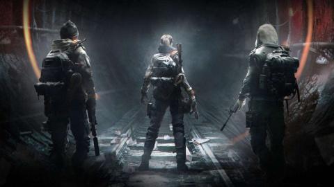 Jaquette de Tom Clancy's The Division : Souterrain - Sous les pavés, le métro