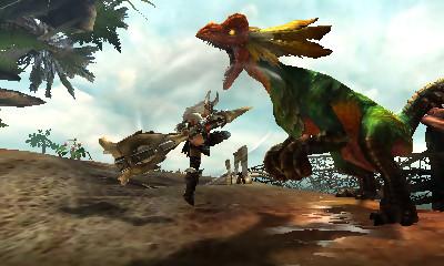 Monster Hunter Generations - Une nouvelle approche de la chasse ?