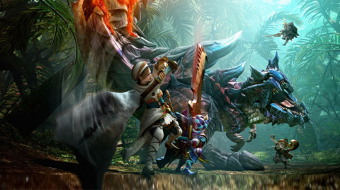 Monster Hunter Generations - On fait le point sur les nouveautés en deux Gaming Live