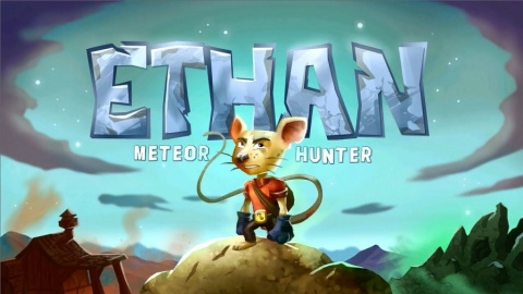Jaquette de Ethan : Meteor Hunter débarque sur Xbox One