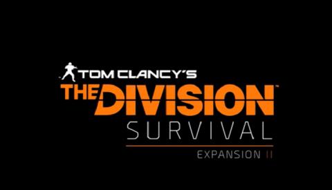 Tom Clancy's The Division : Survie sur ONE