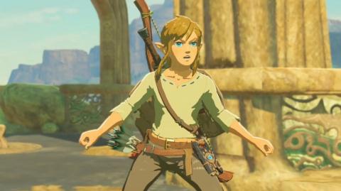 Jaquette de Zelda : Breath of the Wild sera présent à la Japan Expo 2016