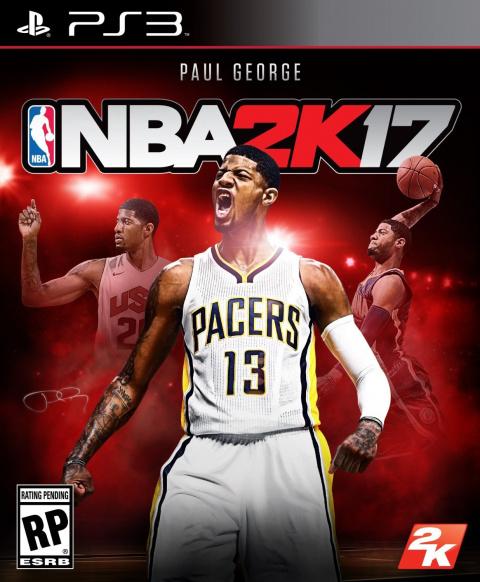 NBA 2K17 sur PS3