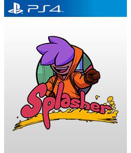 Splasher sur PS4